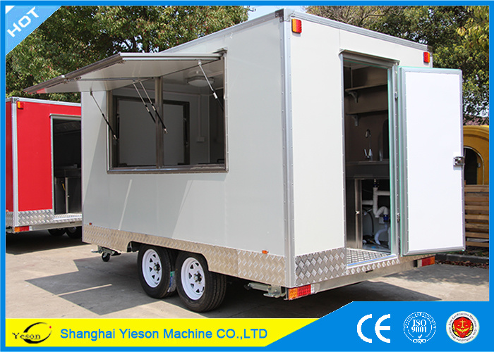 China Ys Fv390b Popular Coffee Cart Trailers Ice Cream Van For Sale
