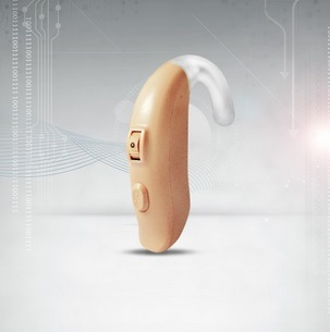 Ce&FDA Digital Hearing Aid Itc 8 Channels, Sound Amplifier Manufacturer pictures & photos