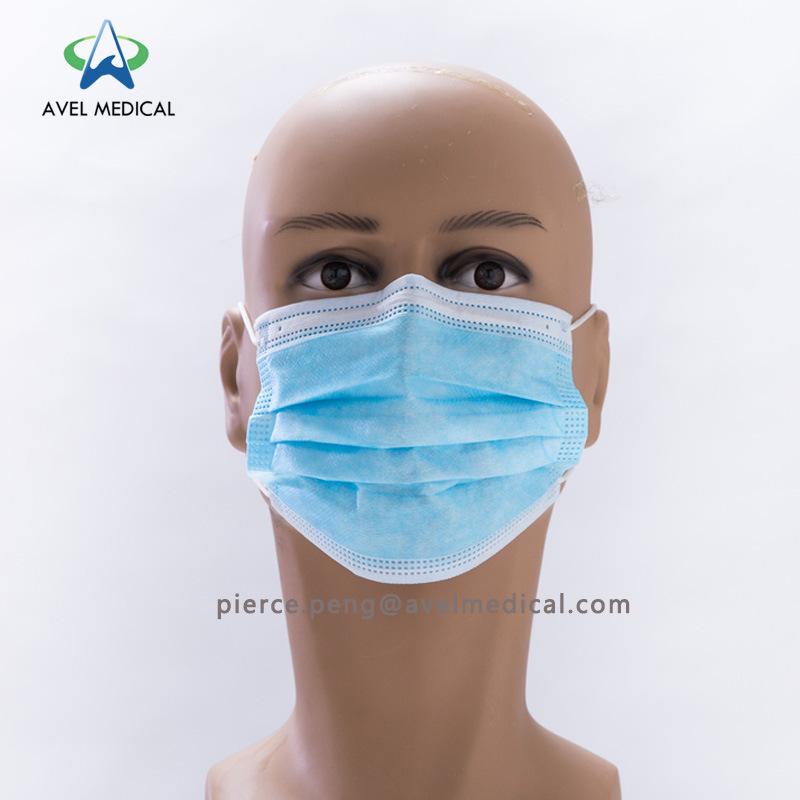 Beauty Surgical Use Daily hot Item Salon Soft Face Mask