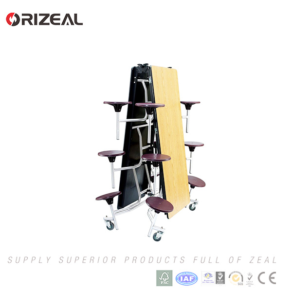 Orizeal Foldable Canteen Table pictures & photos
