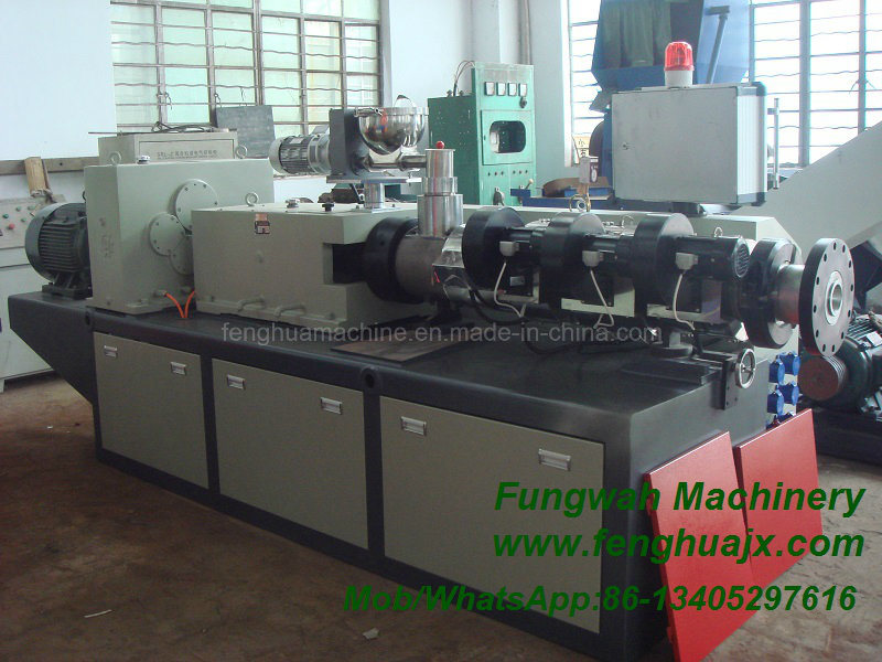 We Supply Conical Twin Screw Extruder