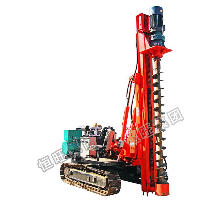 [Hot Item] Pile Driving Machine Ground Screw Driver