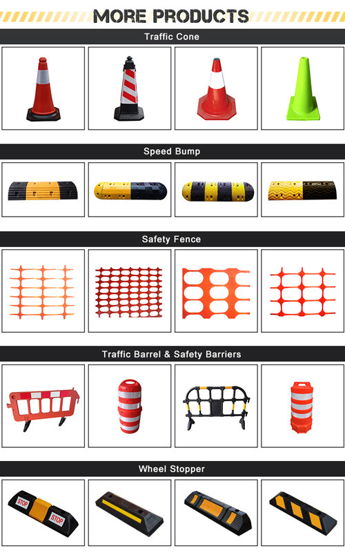 1.2m Mexico Standard Reflective Safety Fence Plastic Mesh (CC-SR100-06535) pictures & photos
