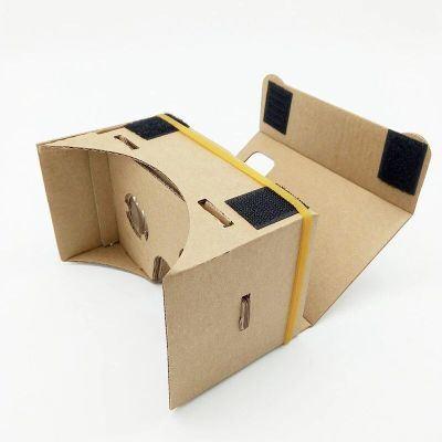 China Google Cardboard Magic Glasses Cool 3D Vr Paper