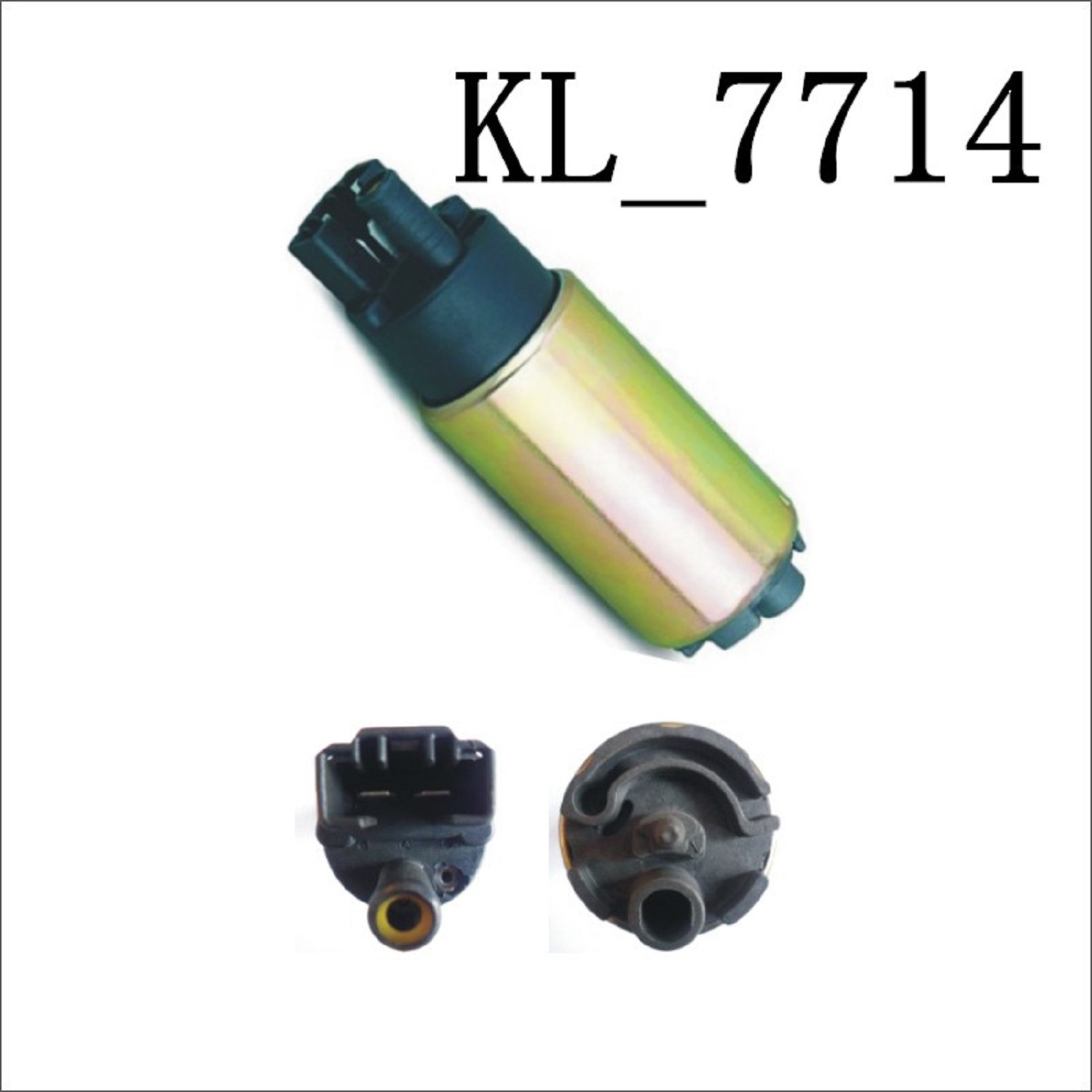 Auto Parts Electric Fuel Pump for Toyota/Honda/Nissan/Suzuki/Buick (0580453618) with Kl-7714