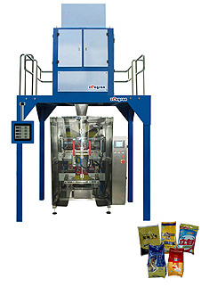 Automatic Pet Food Packing Machine (VFS7300)