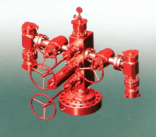 Wellhead Christmas Tree Diagram: China API 6A Wellhead And Christmas Tree (KM0001)