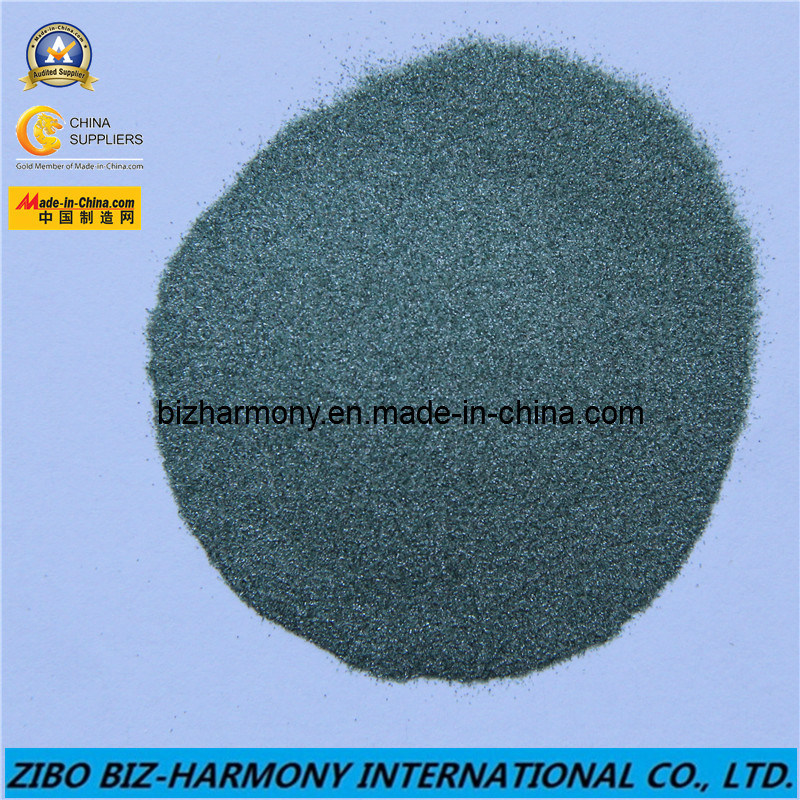 High Purity Green Silicon Carbide pictures & photos