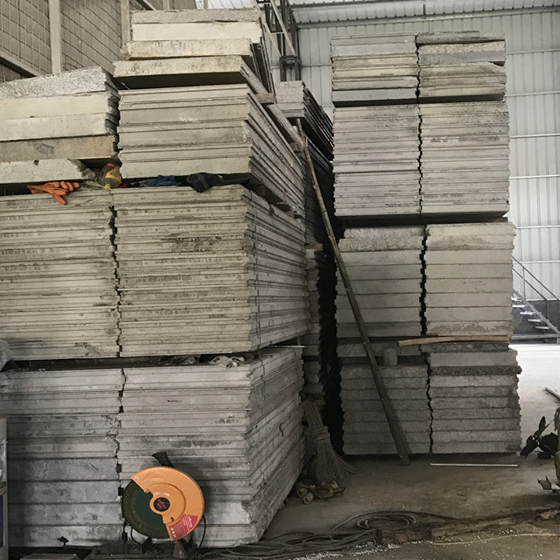 Wall Board Material Mould Lightweight Concrete Panel for Flooring/Roofing & China Wall Board Material Mould Lightweight Concrete Panel for ...