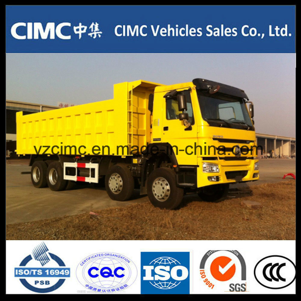 Sinotruk HOWO/Isuzu/Shacman/Hino/Hyundai/Dongfeng/Beiben 20cubic Meters 6*4/8*4 Heavy Duty Dump/Tipper Truck pictures & photos