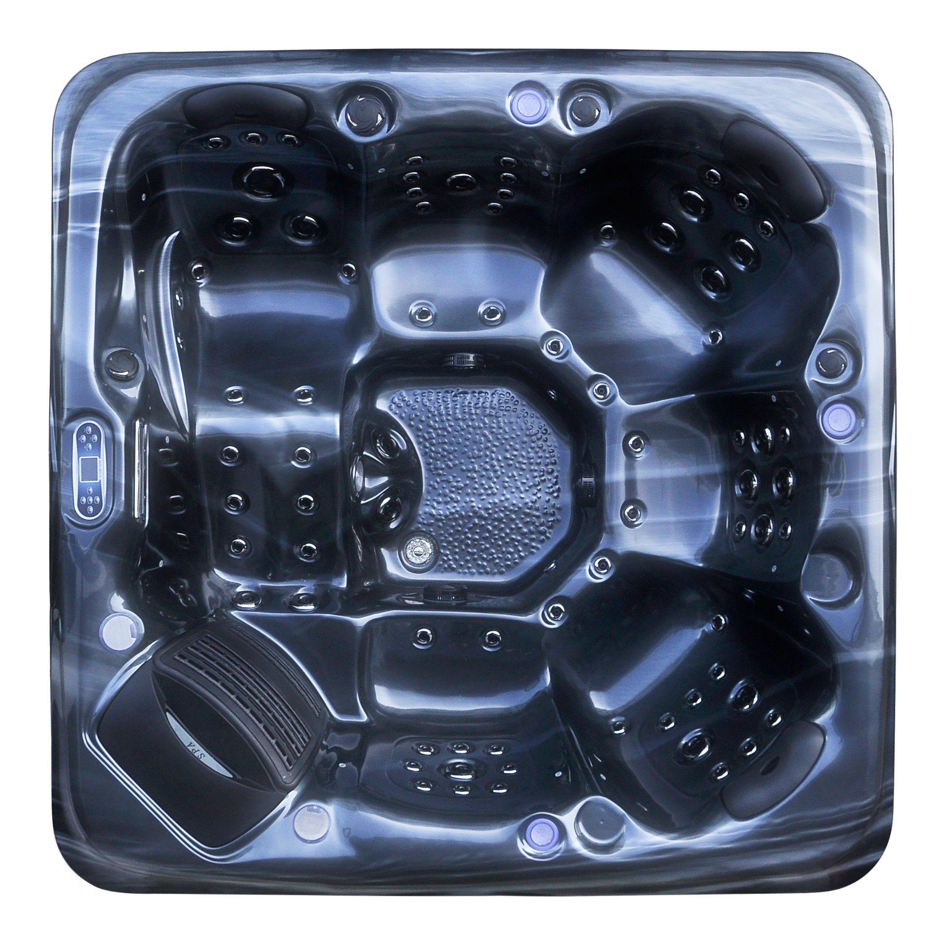 China Kingston Foot Whirlpool 6 Person Bathtub for Shower Massage ...
