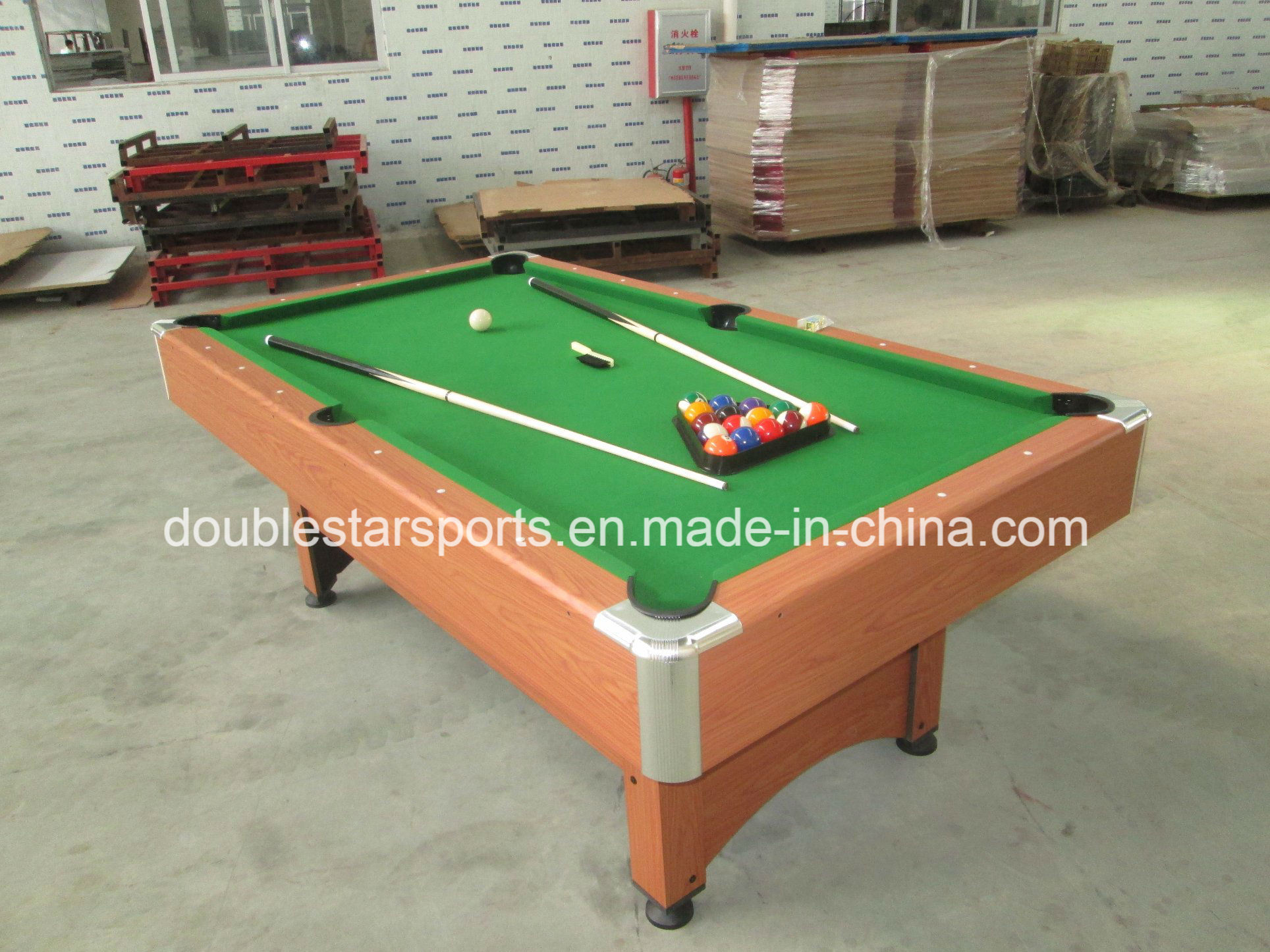 China Online Shopping Hot Style Toy MDF United Billiards Pool Table - Billiards table online