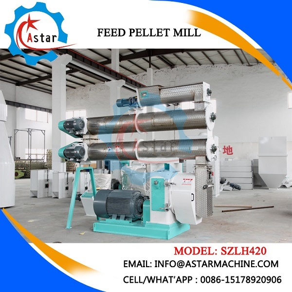 High Quality Best Price Small Feed Mill Equipment pictures & photos