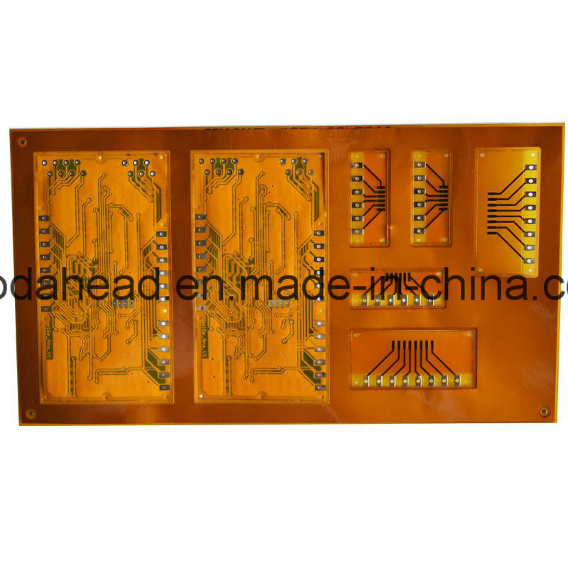 [Hot Item] DuPont Polyimide Material Flexible PCB FPC for Radiation Medical  Equipment