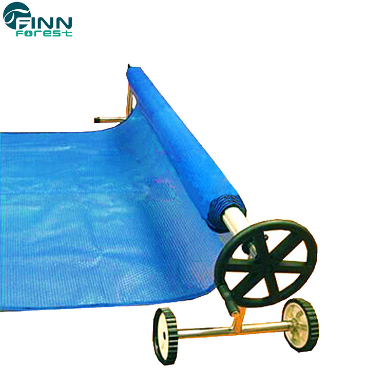 [Hot Item] Factory Supply Stainless Steel Swimming Pool Solar Cover Roller