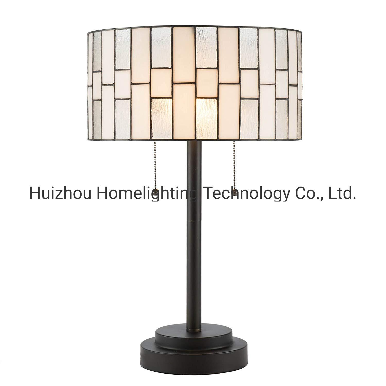 China Tft 8017 Tiffany Style Decorative Antique Art Glass Shade Table Lamp China Tiffany Style Tiffany Table Lamps