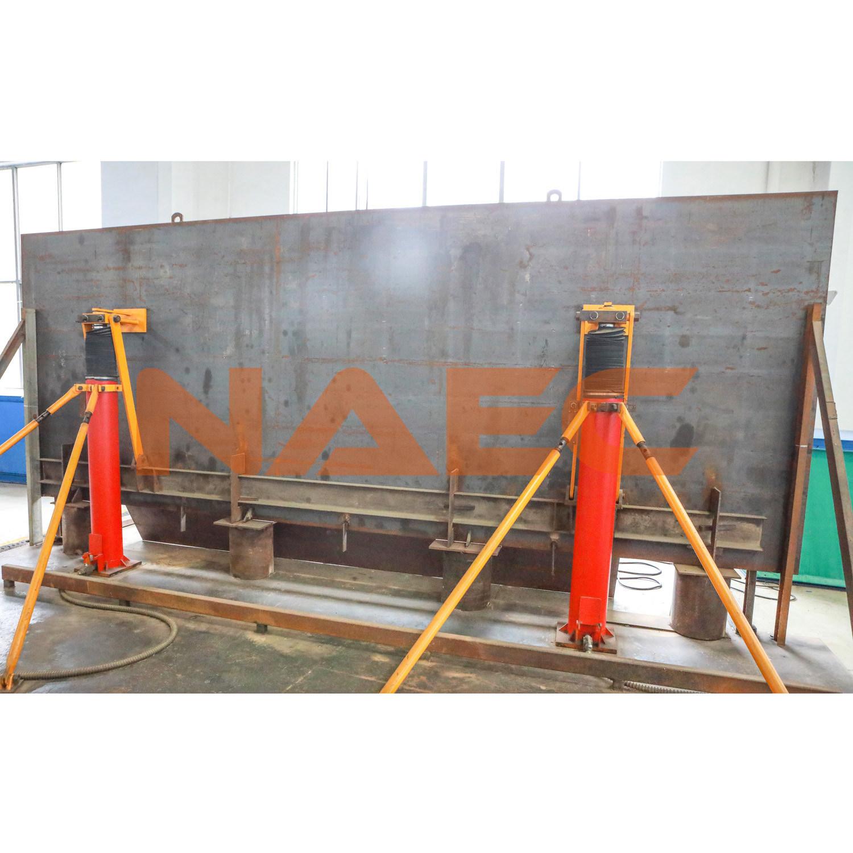 Tank Erection Hydraulic Jack System