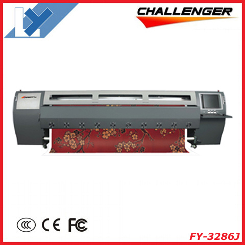 with Seiko 508GS Head, 3.2m Challenger Digital Printer (FY-3286J)