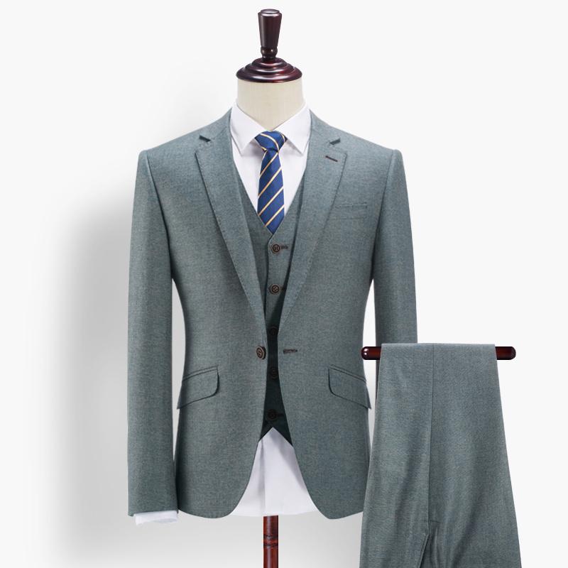 [Hot Item] Newest Design Men Formal Wear Slim Fit Men Business Suit