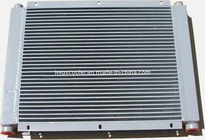 Aluminium Air Oil Cooler for Air Compressor
