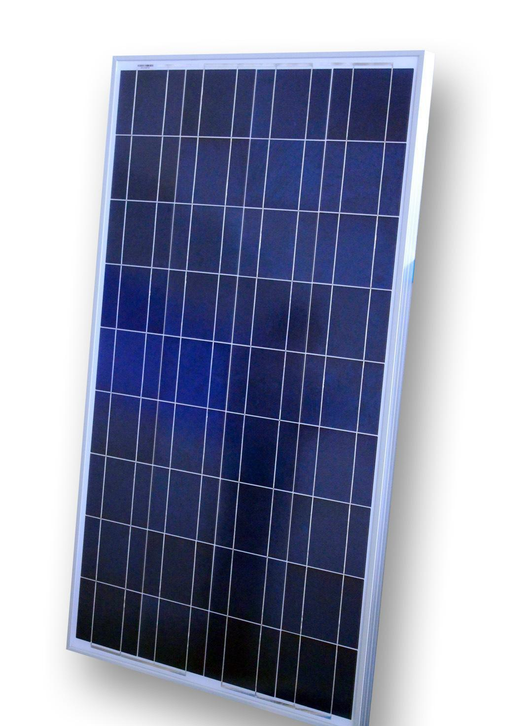 Green Energy Without Pollution Solar Panel Giving Electricity to Home and Plant Freely
