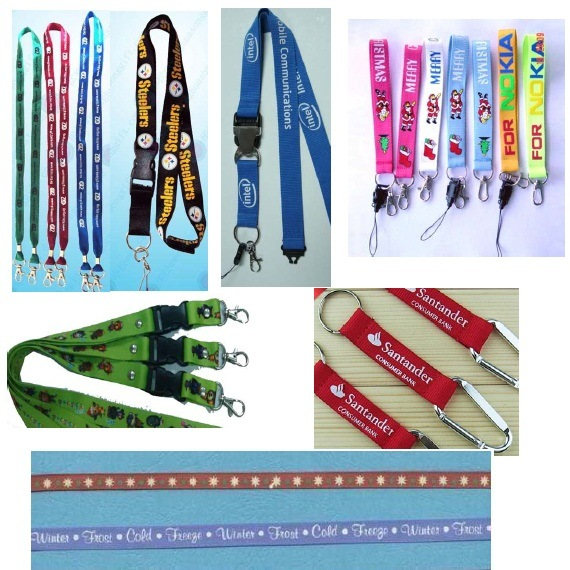 Customized Bottle Holder Lanyard with Bottle Buckel pictures & photos