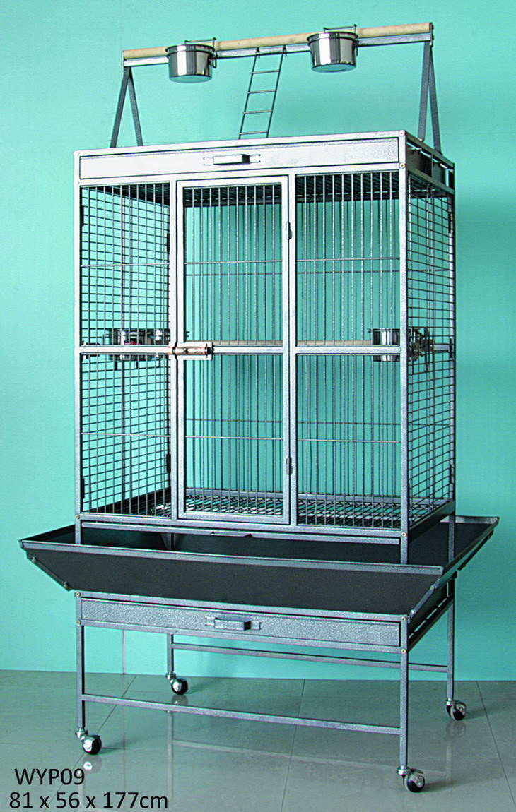 China High Quality Wire Mesh Parrot Cage (WYP09) - China Parrot Cage ...