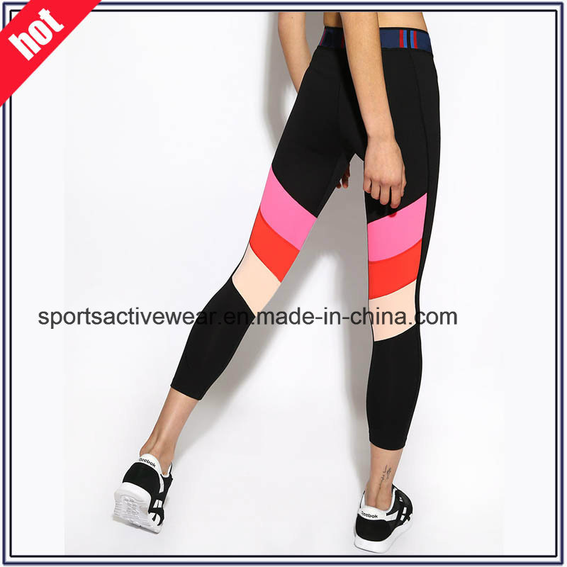 OEM Factory Fitness Women Workout Sexy Yoga Sports Gym Yoga Pants pictures & photos