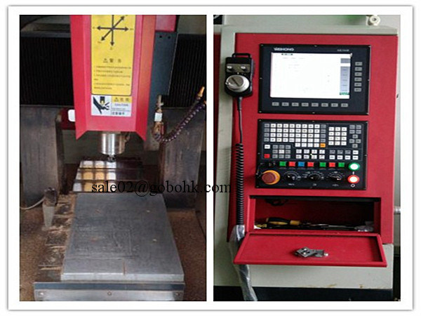 CNC Machining Center for Metal Engraving