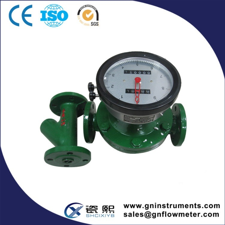 Oval Gear Flowmeter (CX-OGFM)
