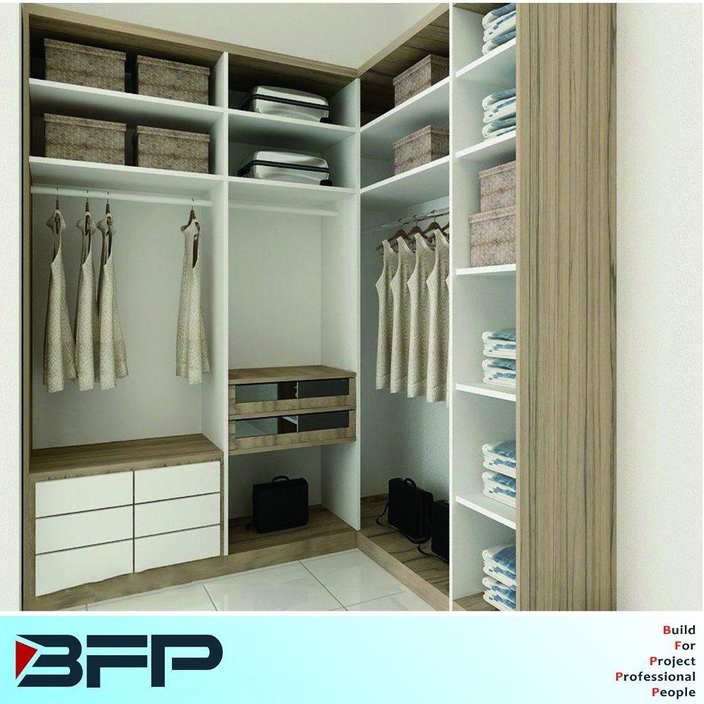 [Hot Item] No Door Corner Wardrobe Cabinet Home Furniture
