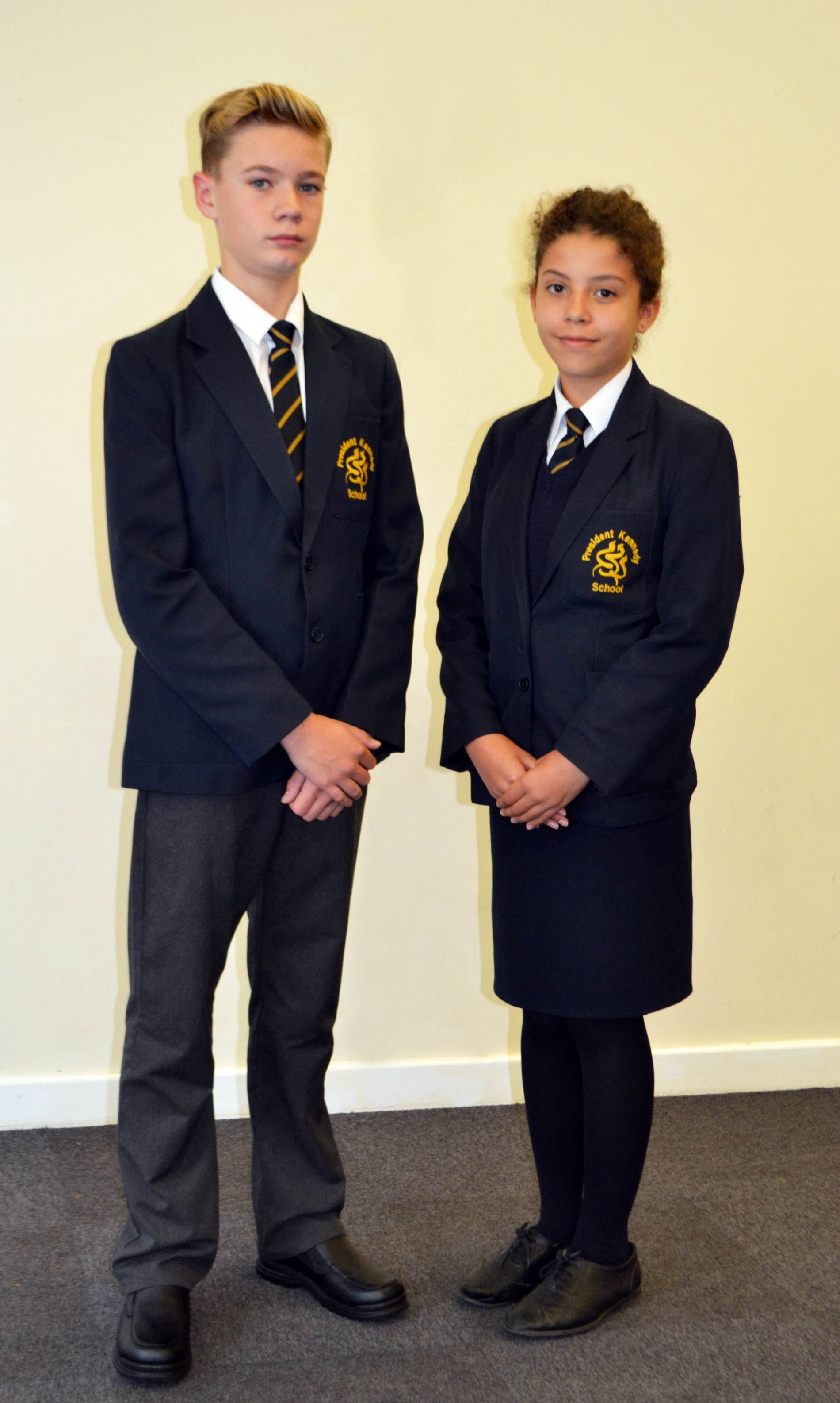 High for uniform school new photo