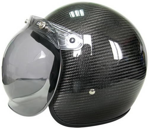 Newest Half- Face Motorcycle Helmet with Fiberglass Shell, High Quality Cheap Price, DOT Approved pictures & photos