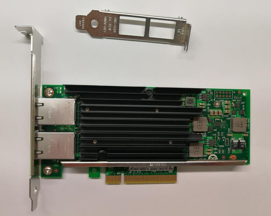 [Hot Item] 10 Gigabit Dual Port Fiber Ethernet Adapter Nic Based on  Mellanox Connectx-3 Network Adapter