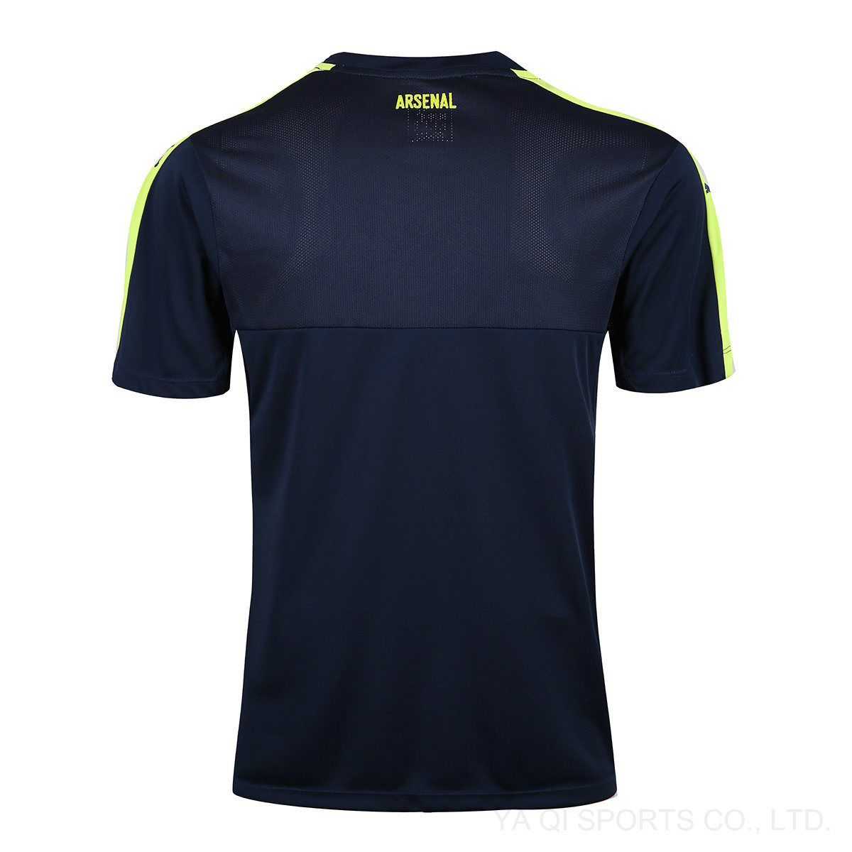 14b3f7fcd92 Custom Breathable Short Sleeve Football Jersey Dry Fit training Soccer  Jersey