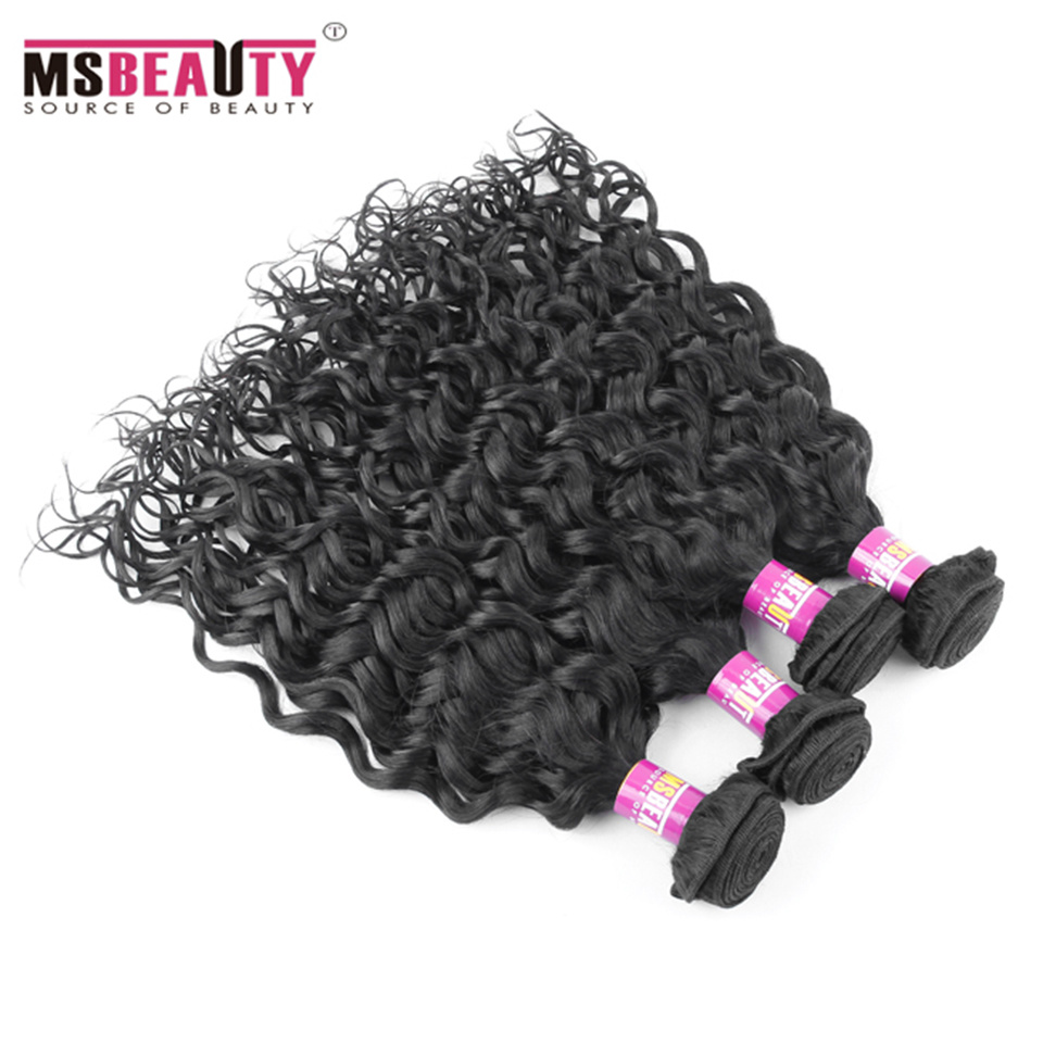Wholesale Unprocessed Human Hair Italian Curl Hair Weft pictures & photos