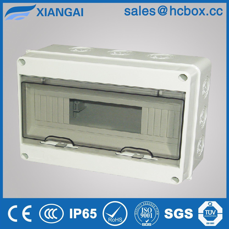China Plastic Waterproof Distribution Box Electrical Box ...