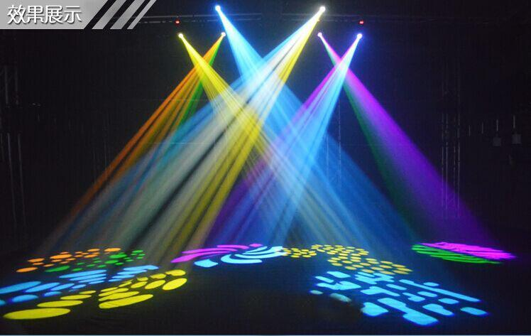 Party Disco DJ Stage Light 30W DMX Mini Gobo Projector Spot LED Moving Head pictures & photos