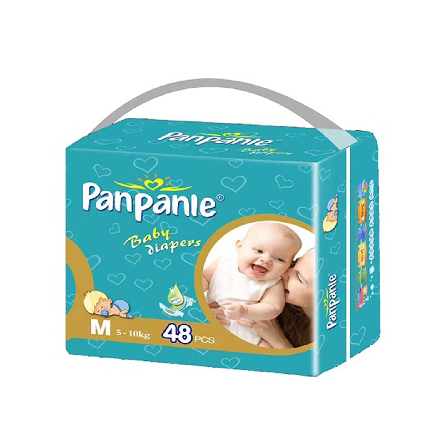Jumbo Pack Good Quality Disposable Diaper with Nice Design