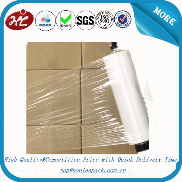 Pallet Wrap for Clear LLDPE Stretch Film pictures & photos