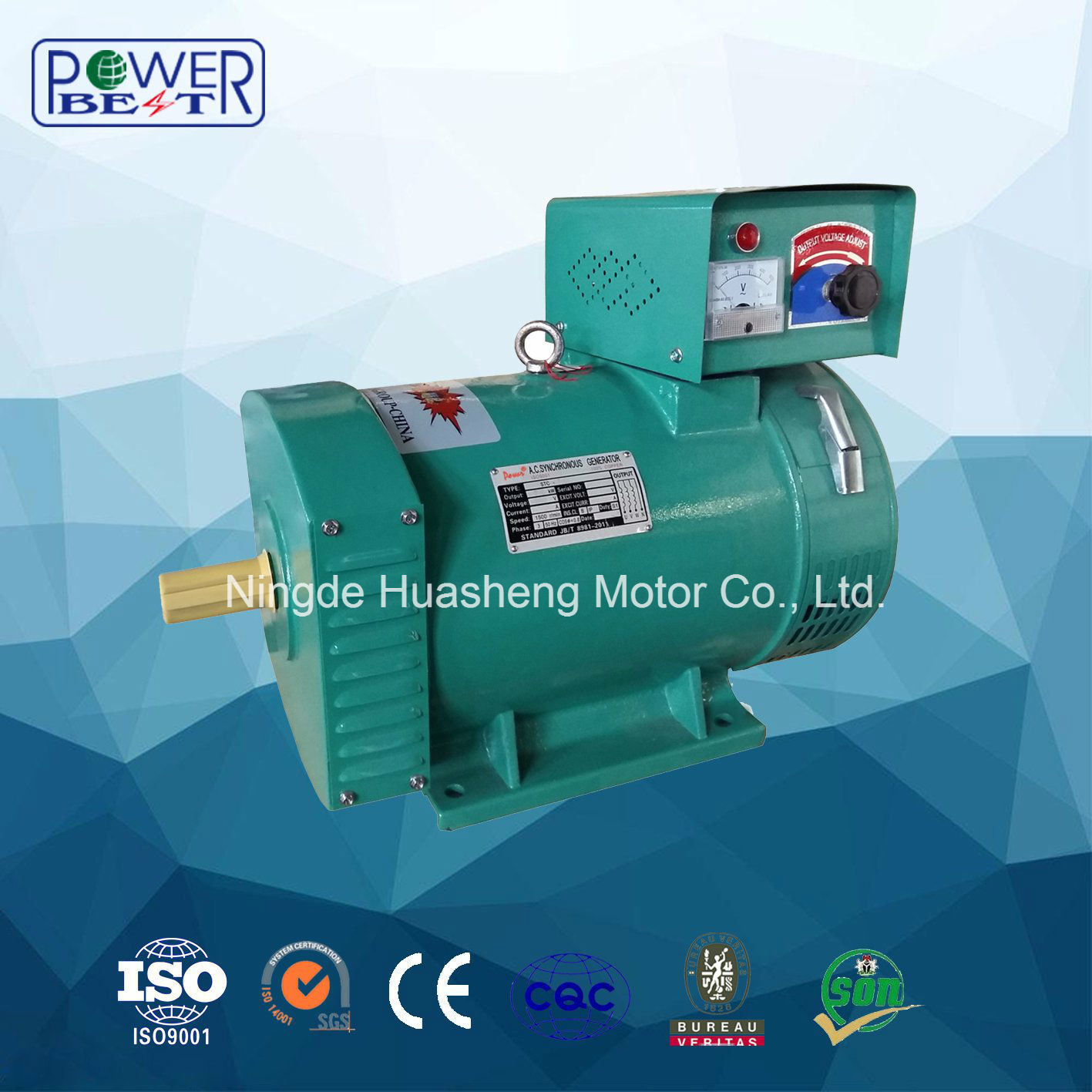electric generator motor. China St 2kw 3kw Stc AC Alternator Synchronous Generator - Brush Alternator, Electric Motor