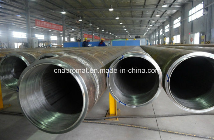 Lined Steel Pipe with 825 Liner