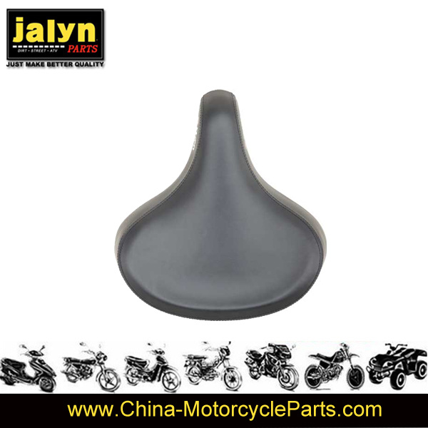 Bicycle Parts Waterproof PVC & PU Saddle for ATV and Electric Bicycle