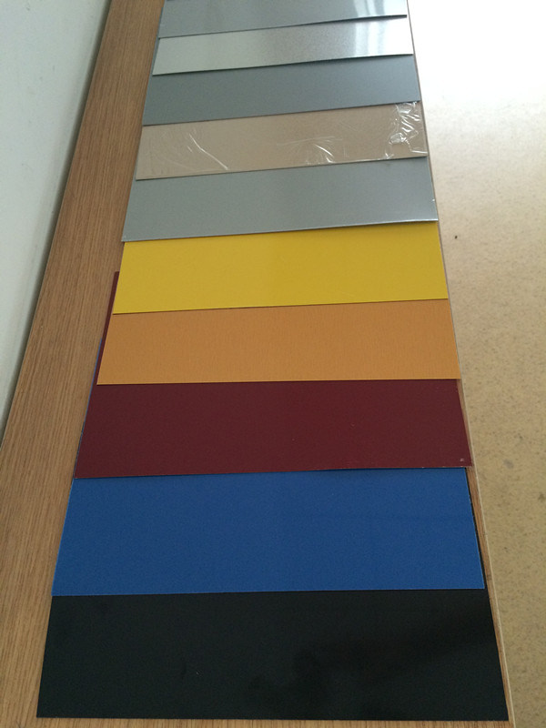Aluminum Plastic Composite Panels for Exterior Wall Cladding ACP Acm pictures & photos