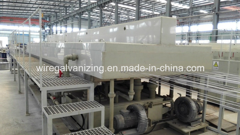 Steel Wire Bright Annealing Heat Treatment Furnace