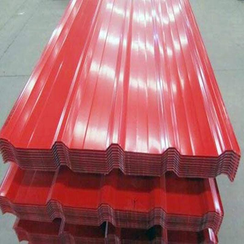 China Lowes Galvanized Corrugated Roof Sheet Metal - China ...