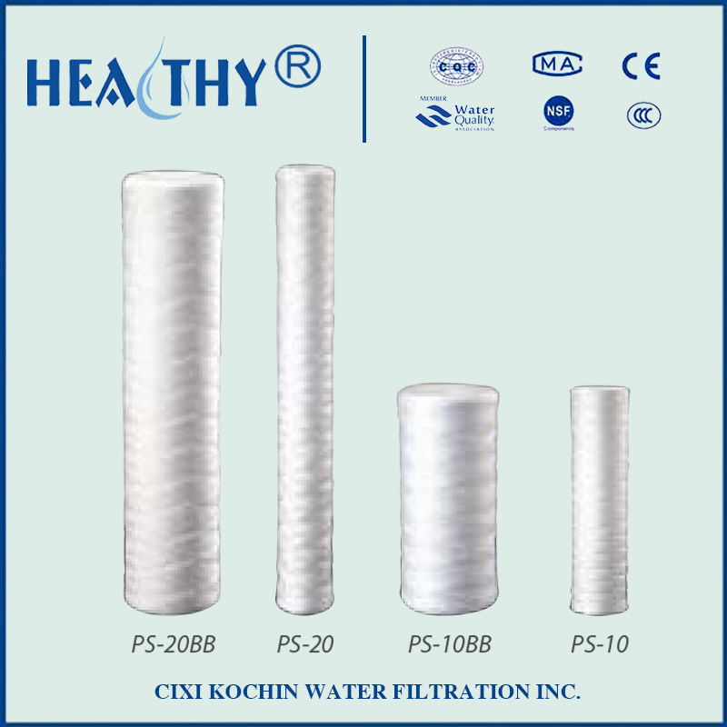 PP/Cotton String Wound Filter Cartridge