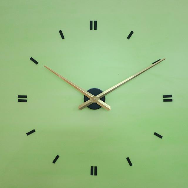 Quartz Clock Motor Clock Movement Replacement with Clock Hands