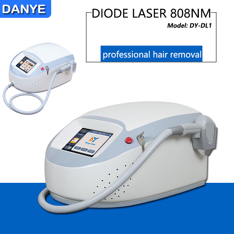China 2019 Best Selling Products 808nm 810nm Laser Hair Removal Machine China Hair Removal Soprano Ice Laser
