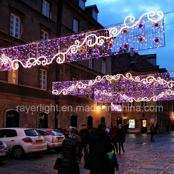 Street Decoratiob LED Lighting Christmas Decorations Outdoor Sale